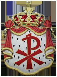 Escudo oficial de la Cofradía de la Expiración y Esperanza de Linares