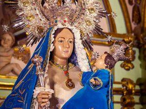 Festividad de Ntra. Sra. de Linarejos Coronada