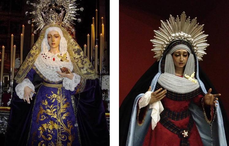 Festividad de la Virgen de los Dolores
