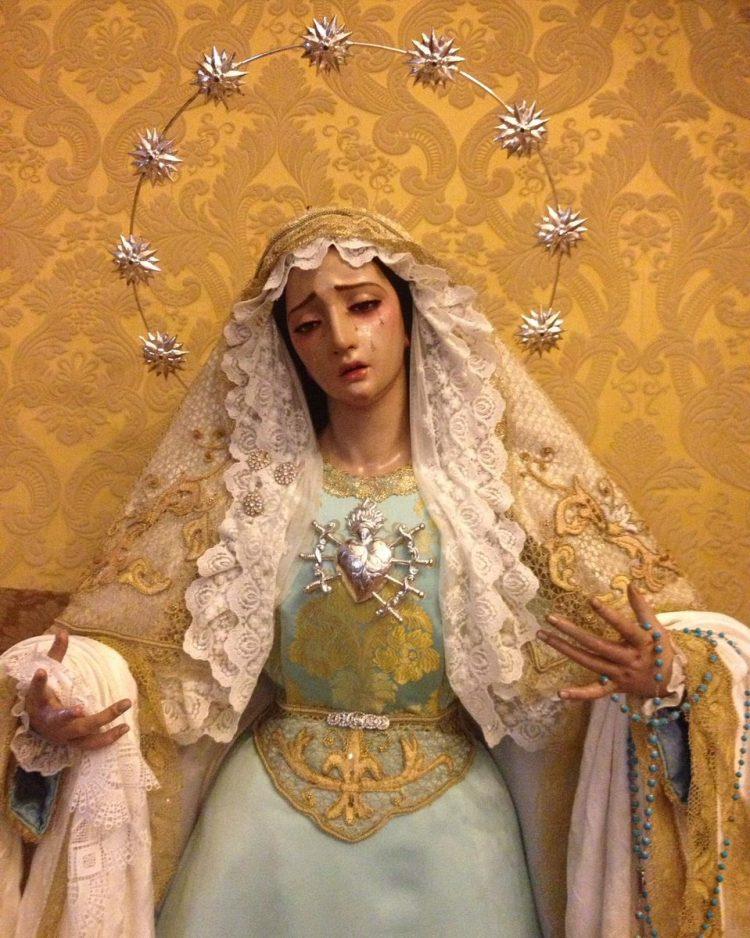 Virgen de la Consolación de Linares