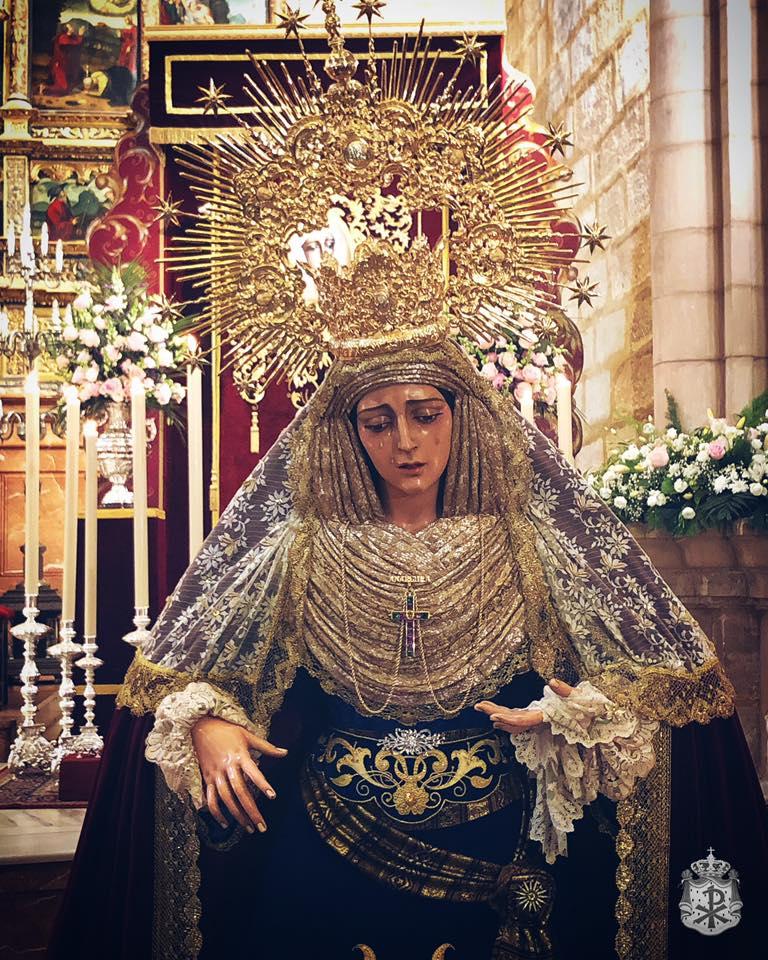 Festividad Virgen de la Amargura.